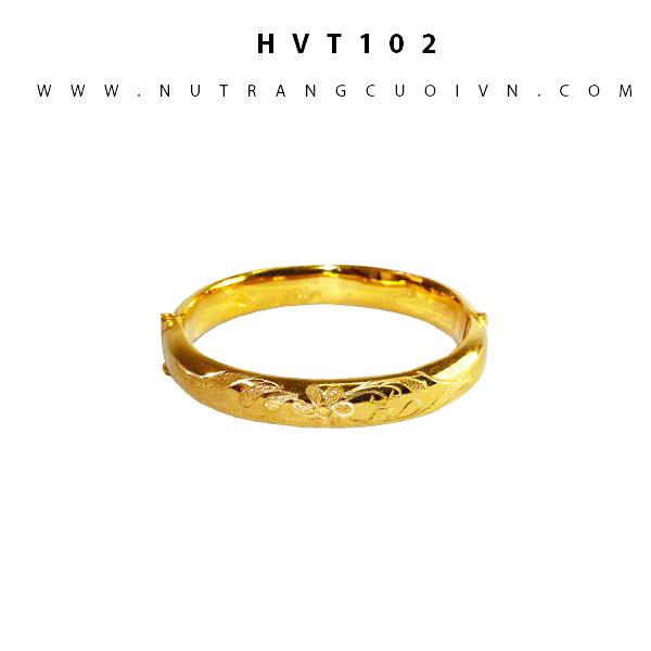 LẮC TAY VÀNG 24K HVT102