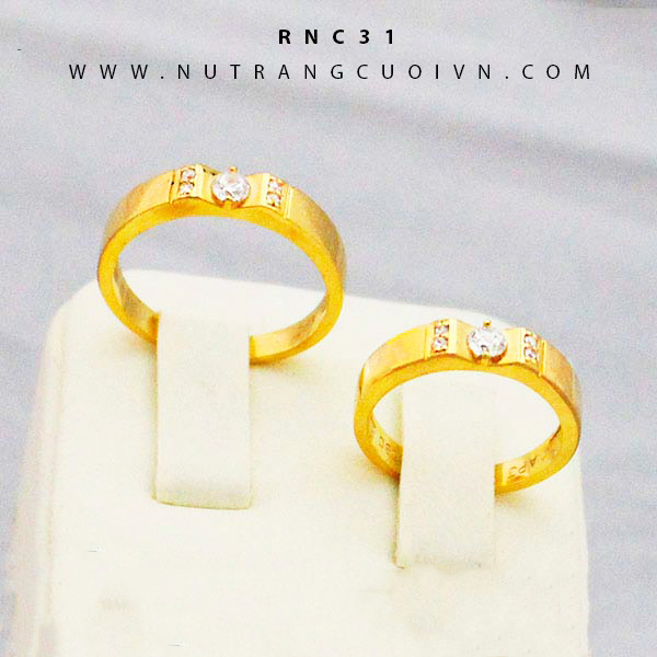 Nhẫn cưới đẹp RNC31