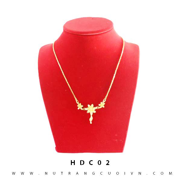 DÂY CHUYỀN VÀNG 24K HDC02
