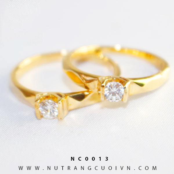 Nhẫn cưới đẹp NC0013