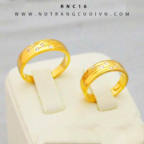 Nhẫn cưới đẹp RNC16
