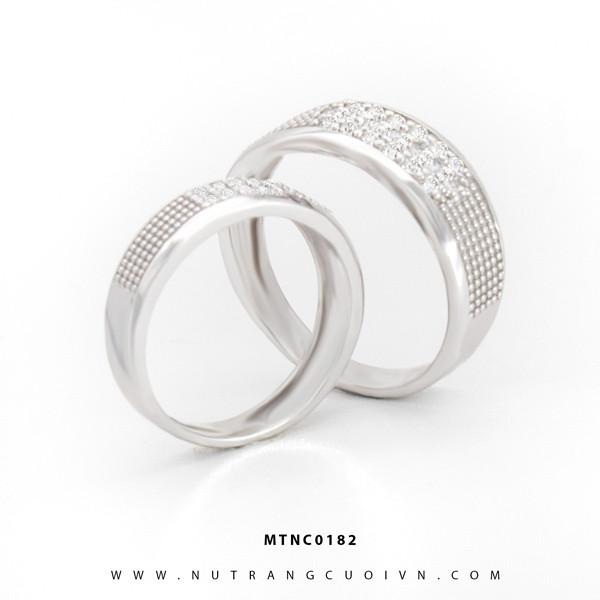 NHẪN CƯỚI MTNC0182
