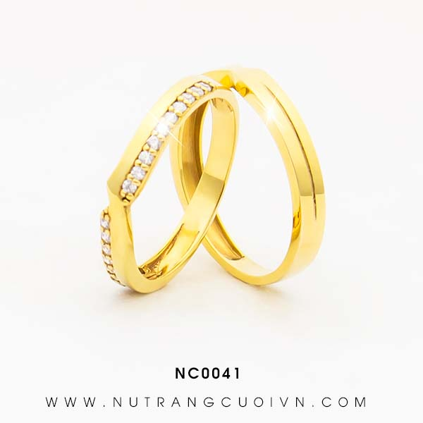 Nhẫn cưới NC0041