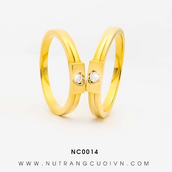 Nhẫn cưới NC0014