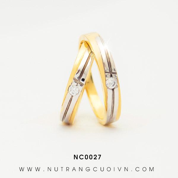 Nhẫn cưới NC0027