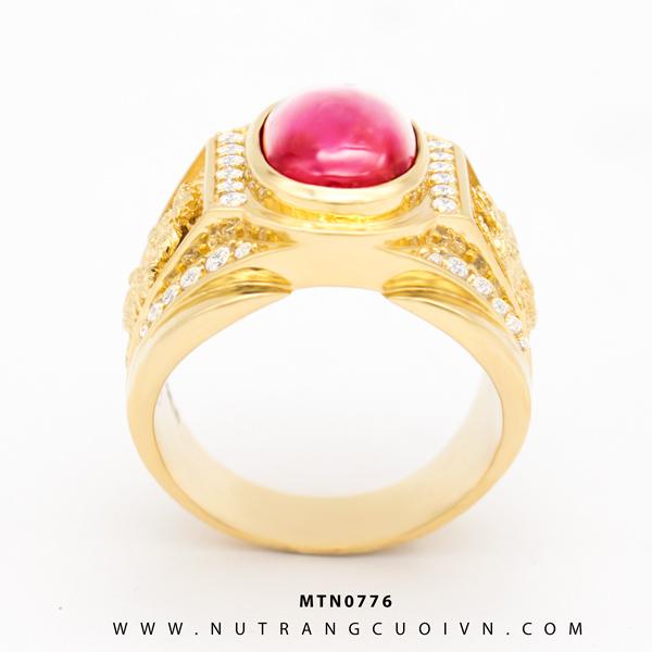 Nhẫn Nam MTN0776