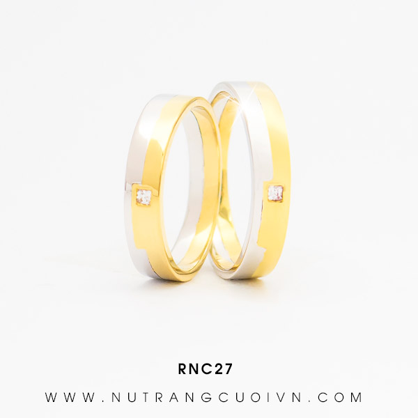 Nhẫn cưới RNC27