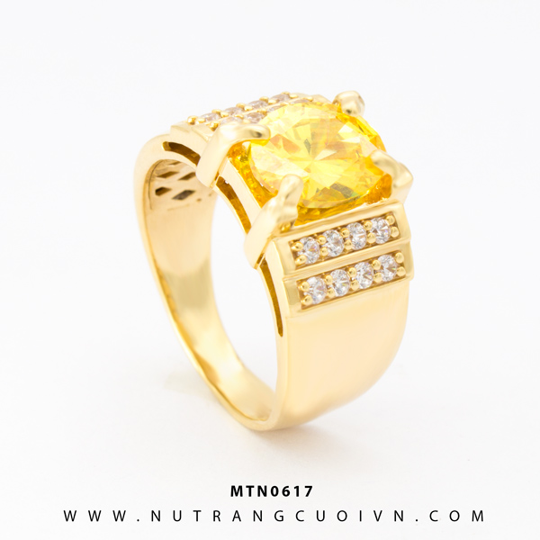 Nhẫn Nam MTN0617