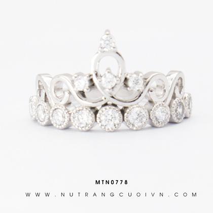 Nhẫn Nữ MTN0778