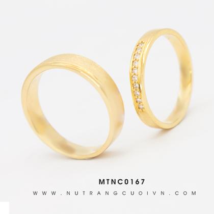 Nhẫn cưới đẹp MTNC0167
