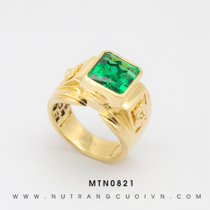 Nhẫn Nam Đẹp MTN0821