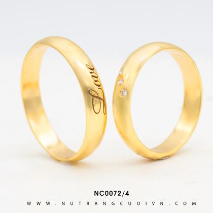 Nhẫn Cưới NC0072