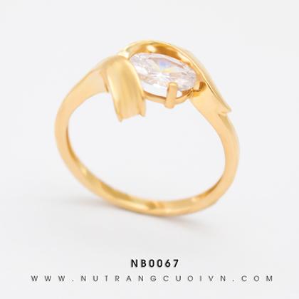 Nhẫn Nữ NB0067