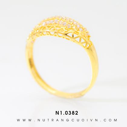 NHẪN NỮ N1.0382