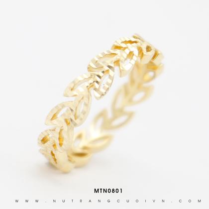 Nhẫn nữ đẹp MTN0801