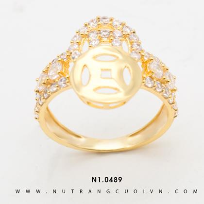 Nhẫn Nữ N1.0489