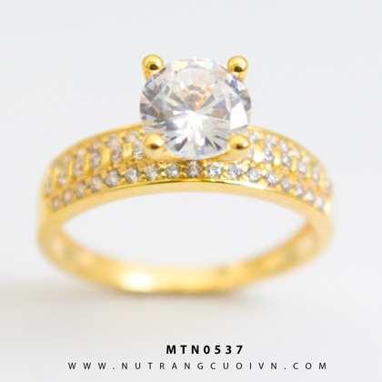 Nhẫn Nữ MTN0537