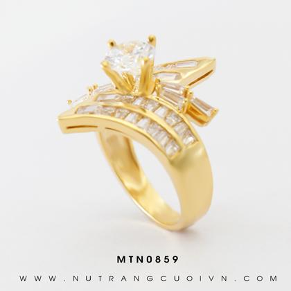 Nhẫn Nữ MTN0859
