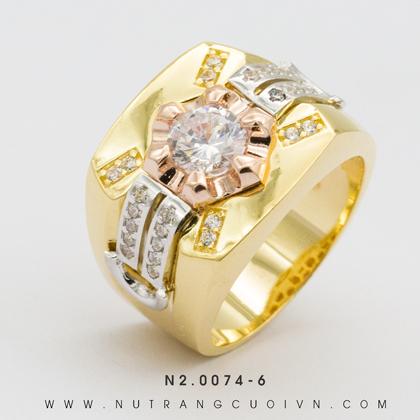 Nhẫn Nam N2.0074-6