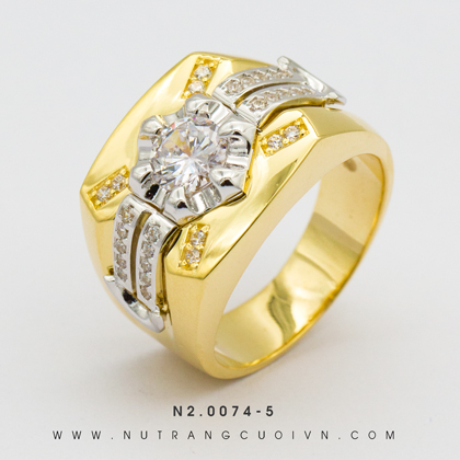 Nhẫn Nam N2.0074-5