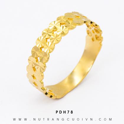 Nhẫn Nữ PDH78