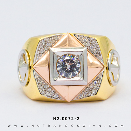 Nhẫn Nam N2.0072-2
