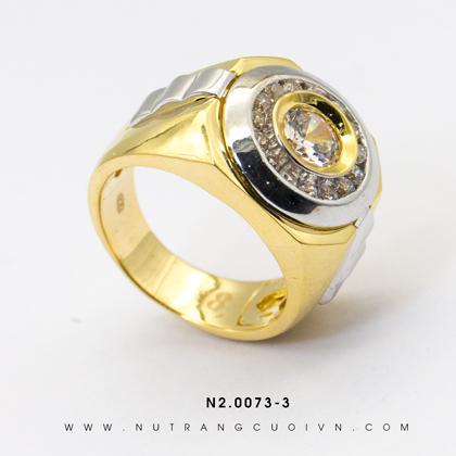 Nhẫn Nam N2.0073-3