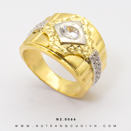 Nhẫn Nam N2.0066