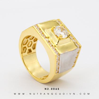 Nhẫn Nam N2.0065