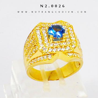 Nhẫn nam N2.0026
