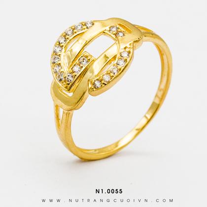 Nhẫn nữ đẹp N1.0055