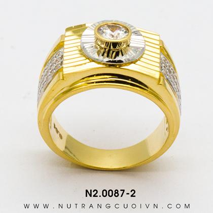 Nhẫn Nam N2.0087-2