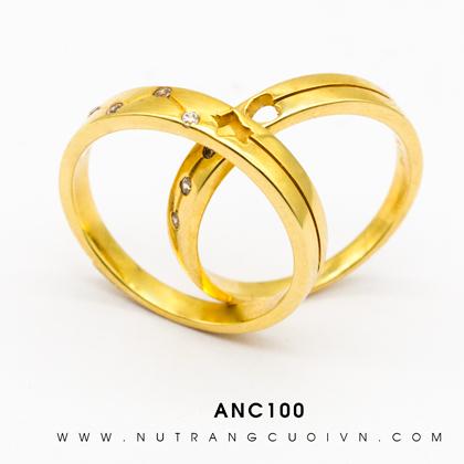 NHẪN CƯỚI ANC100