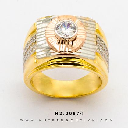 Nhẫn Nam N2.0087-1