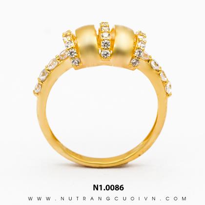 Nhẫn nữ đẹp N1.0086