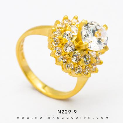 Nhẫn kiểu nữ N229
