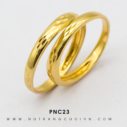 NHẪN CƯỚI PNC23