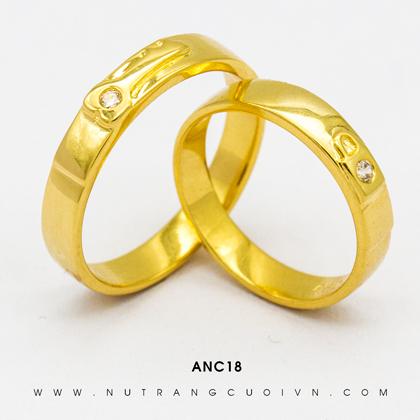 NHẪN CƯỚI ANC18