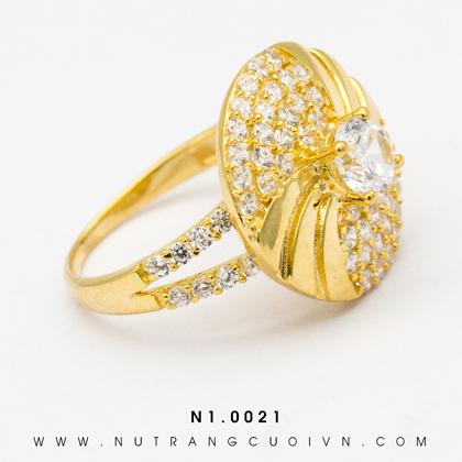 Nhẫn nữ đẹp N1.0021