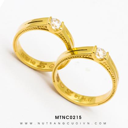 Nhẫn Cưới MTNC0215