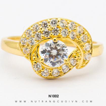 Nhẫn nữ đẹp N1002