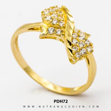 Nhẫn kiểu nữ PDH72