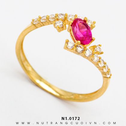 Nhẫn kiểu nữ N1.0172