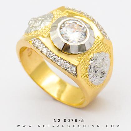 Nhẫn Nam N2.0078-5