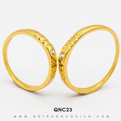 Nhẫn Cưới QNC23