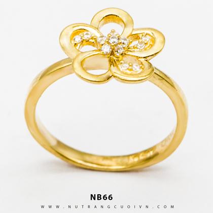 Nhẫn kiểu nữ NB66