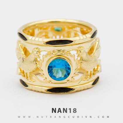 Nhẫn Nam NAN18