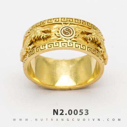 Nhẫn Nam N2.0053