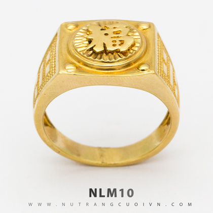 Nhẫn Nam NLM10