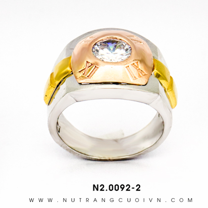 Nhẫn Nam N2.0092-2